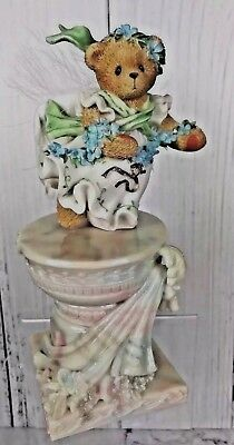 """Cherished Teddies, Daphne """"let Your Spirit Soar"""" #661767 From 1999 ~ New In Box!"""