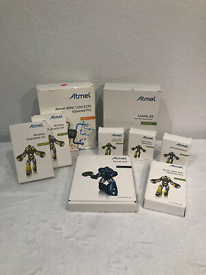 Atmel ARM development boards and debugger - multiple options - NEW!
