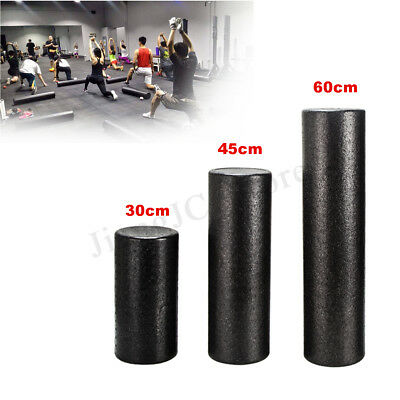30cm/45cm/60cm Yoga Foam Massage Roller Gym Fitness Pilates Trigger Point  new