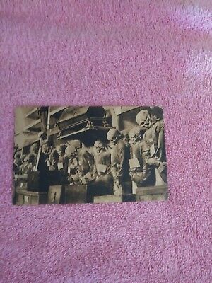 Vintage Postcard Palermo Sicily Catacombe Cappuccini  Spooky Weird