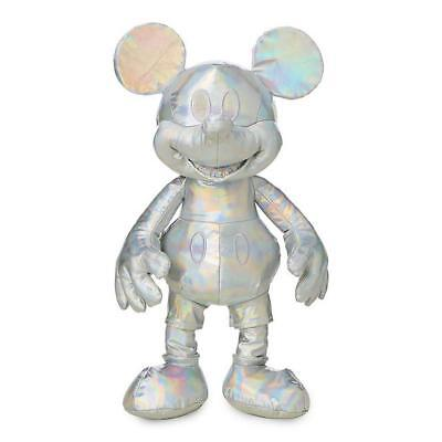 Disney -  Mickey Mouse Memories - Plush - December - Series 12/12 - New
