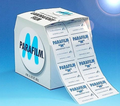 new Laboratory sealing film parafilm PM-996 retail 4 inches/10cm (wide)