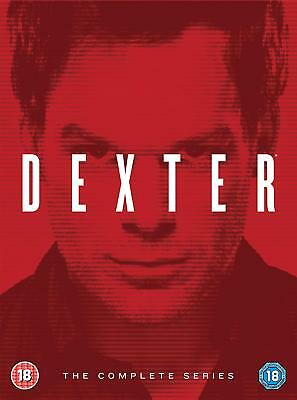 DEXTER Season 1 2 3 4 5 6 7 8 (Region 4) DVD Complete Series 1-8 Collection