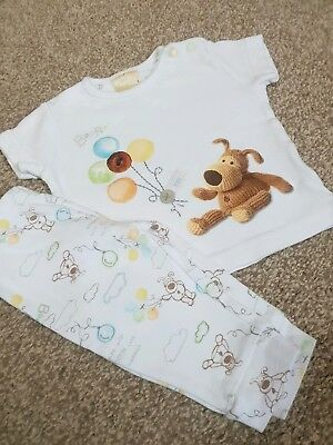 Boofle Outfit 0-3 Months Unisex Gorgeous Pyjamas Boys Girls casual cosy comfy