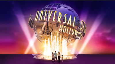 1 x Adult Universal Studios Hollywood e-Ticket