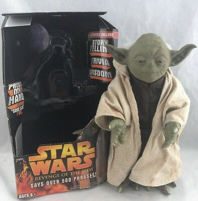 Star Wars Revenge Of The Sith Call Upon Yoda Complete
