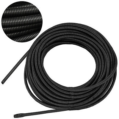 Vevor 100ft. Drain Auger Cable Plumbing Snake 3/8 in. Sewer Clog Tub Steel Wire