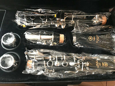 2018 new YAMAHA YCL 250 clarinet with in Beautiful box Free shipping