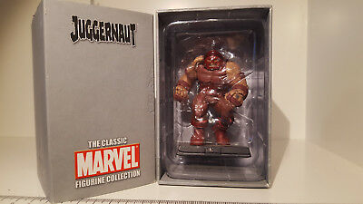 (Lot 167 ) OFFICIAL MARVEL FIGURE ,  EAGLEMOSS FIGURINE, Juggernaut