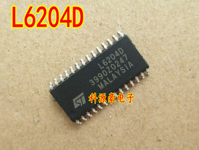 1 PC l6206pd STM Stepper Motor Driver PowerSO 36 NEW #bp