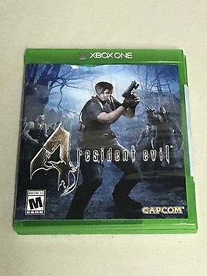 Resident Evil 4 HD, Xbox One Video Game (Brand New, Sealed Disc, FREE Ship)