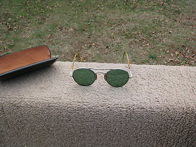 Vintage WhCH Welding Brazing Safety Glasses/Goggles (Steampunk) Motorcycle