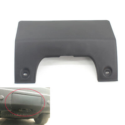 JSD DPO500011PCL Rear Bumper Towing Eye Hook Cover With Clips for Land Rover LR3 LR4