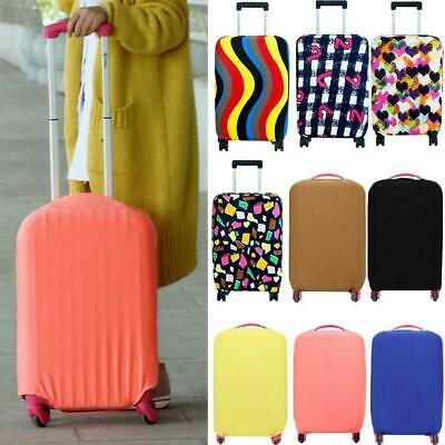 "18-28"" Elastic Luggage Suitcase Cover Protective Bag Dustproof Case Anti-scratch"