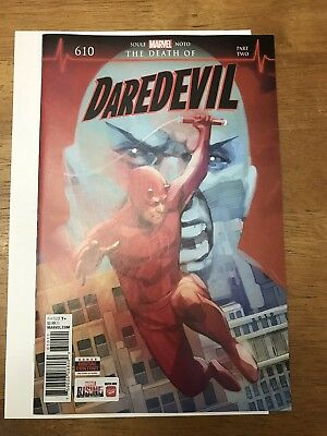 DAREDEVIL #610 (MARVEL 2018) - 10/31/18 First Appearance Of A New Villain