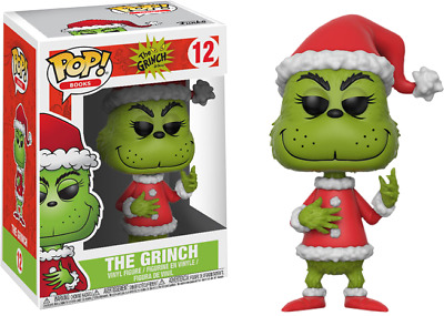Funko Pop! Books The Grinch The Grinch #12