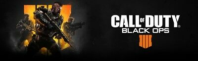 Call of Duty: Black Ops 4 (PC, 2018) DIGITAL DOWNLOAD CODE (emailed & mailed)