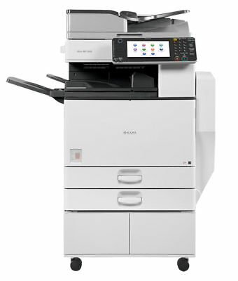 Ricoh Aficio MP C5502 Color Multifunction Laser Copier Printer Scanner