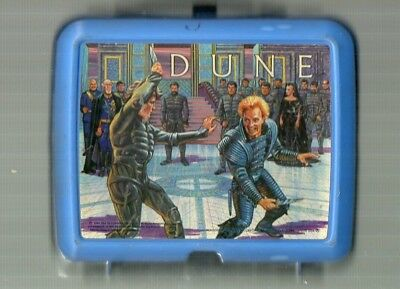 Dune 1984 Lunch Box Vintage Lunchbox Sting with Thermos Space Future Spice HTF