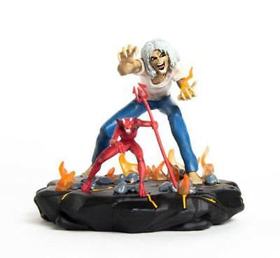 Preordine - Iron Maiden Legacy of the Beast PVC Statue 1/24 Number of the Bea...