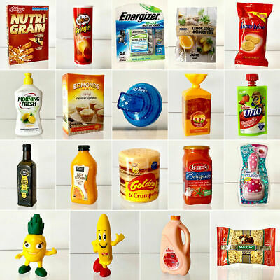 Little Shop Minis NZ / Little Kitchen 2015 | Perfect for Coles Minis Collectors!