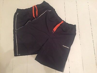 TWO PAIRS of Mckenzie Nineteen70four Design Grey Swim Shorts - Size Small