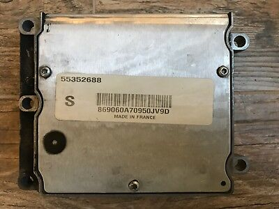 Saab 9-3 Engine Control Module fits all '03-'09  ECM ECU Trionic  (55352688)