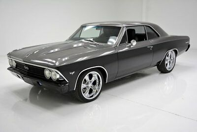 1966 Chevrolet Chevelle  Big Block 454ci V8 Richmond 5-Speed Restomod