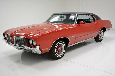 1972 Oldsmobile Cutlass Supreme  Finest We Have Seen 55k Original Miles Nut and Bolt Resto All the Paperwork