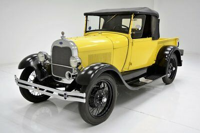 1928 Ford Model A Roadster Pickup olid Driver and Mechanicaly Sound Needs Paint