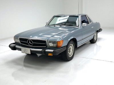 1974 Mercedes-Benz 450SL  Runs Smooth Comes With a Hardtop Great Starting Point