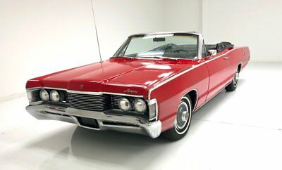 1968 Mercury Monterey Convertible Mostly Restored Monterey Convertible 390ci V8