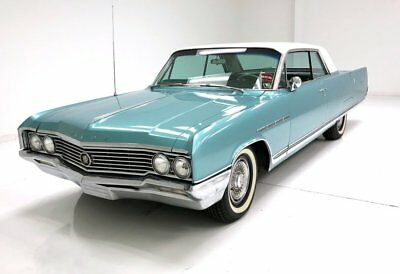 1964 Buick Electra 225  225 Coupe Original Paint/Interior 401ci V8 2 Owner Car