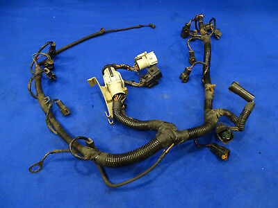 87 88 89 90 91 92 93 Ford Mustang 5.0L Fuel Injector Wiring Harness OEM Used #19