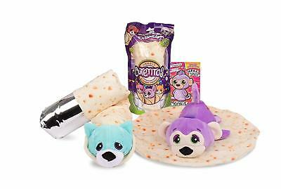 Cutetitos Collectible Plush Assortment Surprise Soft Toy Pet Mystery Pack 7 Inch