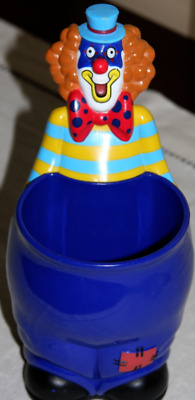 """Ringling Brothers & Barnum and Bailey Circus 8"""" Clown Cup - Good Condition"""