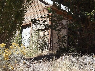 Historic Miners Cabin 60 acres,part of past producing Multi Million Dollar Mine