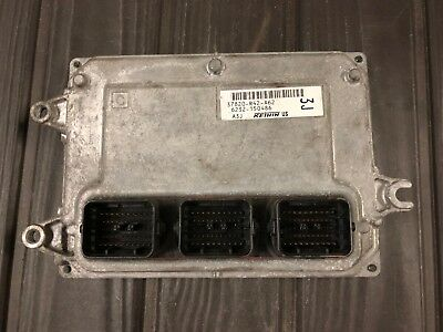 2012 Honda Accord ENGINE COMPUTER ECU ECM Part: 37820-R42-A62