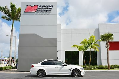 2018 Bmw M3 -- 2018 Bmw M3 Only 3,000 Miles - M Competition Pkg - 6 Speed Manual -
