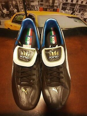 8dd9e089c 2008 Puma King XL Italia I HG Synth Grass Kangaroo LEATHER US 11   EU 44