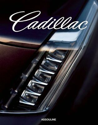 CADILLAC Limited Edition, 110 YEARS, Hardcover, by Assouline, New, book