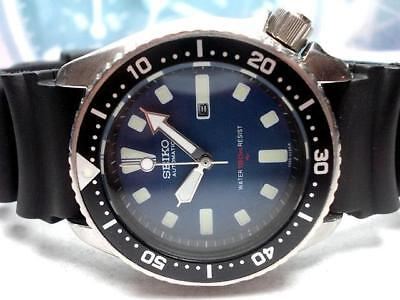 seiko 4205 0155 mid size diver automatic watch 38mm vintage 89 99