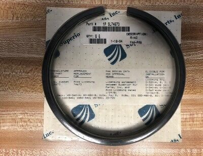 Lycoming Oil Control Ring Alt P//N 14H21950 P//N LW-12328