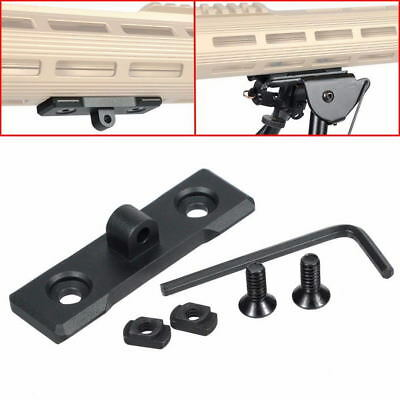 Bipod Mount Adapter  For Tactical M-LOK Rifle handguard Accessory