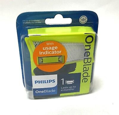 Philips Norelco Oneblade Replacement Blade Qp210 For Trimmer Shaver Qp2520