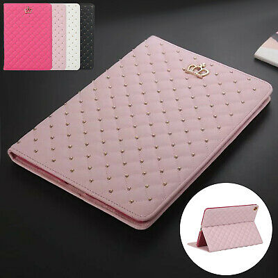 For iPad 9.7 2018 2017 Air 2 Mini 4 Case Smart Luxury Leather Flip Stand Cover