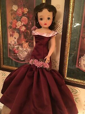 Gorgeous Evening Dress for Vintage Madame Alexander Cissy Doll
