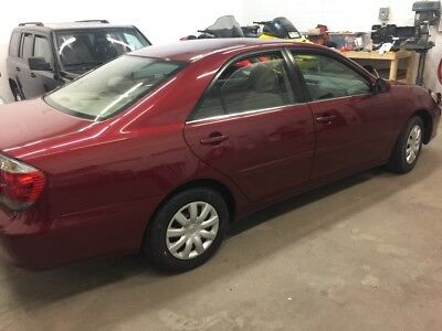 2005 Toyota Camry LE 2005 Toyota Camry le 2.4l