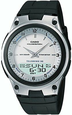 CASIO watch Standard AW-80-7AJF Men's Japan
