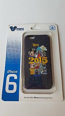 D-Tech DisneyParks Iphone 6 Case Limited Release New in Package (D)